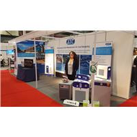 The Applied Thermal Control Exhibition Stand at Advanced Engineering 2018 with E