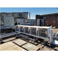Rooftop K3 Chillers at Loughborough University