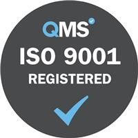 ATC is ISO 9001 Acredited